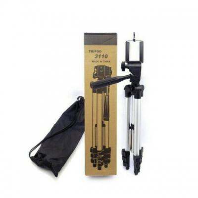 Tripod HP Universal 3110 Black Edition Gratis Holder U Plus Tas Furing Tripod Camera Murah Eskomstore